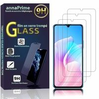 """Huawei Enjoy Z 5G/ Enjoy 20 Pro 6.5"""" DVC-AN00 DVC-AN20 (non compatible Huawei Enjoy 20 5G 6.6""""): Lot / Pack de 3 Films de protection d'écran Verre Trempé"""