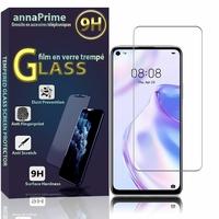 """Huawei Nova 7 SE 5G Youth 6.5"""" CND-AN00 [Les Dimensions EXACTES du telephone: 162.3 x 75 x 8.6 mm]: 1 Film de protection d'écran Verre Trempé"""
