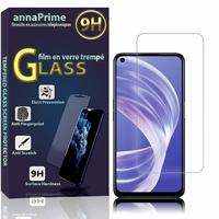 """Oppo A73 5G 6.5"""" CPH2161 (non compatible Oppo A73 4G 6.44"""") [Les Dimensions EXACTES du telephone: 162.2 x 75 x 7.9 mm]: 1 Film de protection d'écran Verre Trempé"""