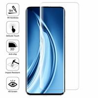 "Xiaomi Mi 10S 6.67"" M2102J2SC [Les Dimensions EXACTES du telephone: 162.6 x 74.8 x 9 mm]: 1 Film en Verre Trempé Bord Incurvé Resistant"