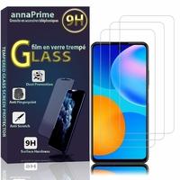 """Huawei Y7A 6.67"""" PPA-L22B PPA-L02B PPA-L23B PPA-L03B (non compatible Huawei Y7): Lot / Pack de 3 Films de protection d'écran Verre Trempé"""