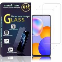 """Huawei Y9A 6.63"""" FRL-22 FRL-23 FRL-L22 (non compatible Huawei Y9 (2019)): Lot / Pack de 3 Films de protection d'écran Verre Trempé"""
