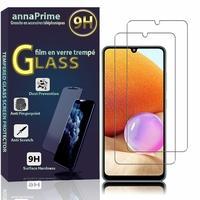 """Samsung Galaxy A32/ A32 4G 6.4"""" SM-A325F SM-A325F/DS SM-A325M (non compatible Galaxy A32 5G 6.5""""): Lot / Pack de 2 Films de protection d'écran Verre Trempé"""