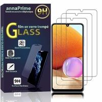 """Samsung Galaxy A32/ A32 4G 6.4"""" SM-A325F SM-A325F/DS SM-A325M (non compatible Galaxy A32 5G 6.5""""): Lot / Pack de 3 Films de protection d'écran Verre Trempé"""