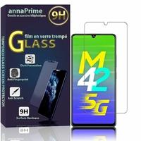 """Samsung Galaxy M42 5G 6.6"""" SM-M426B SM-M426B/DS [Les Dimensions EXACTES du telephone: 164.4 x 75.9 x 8.6 mm]: 1 Film de protection d'écran Verre Trempé"""