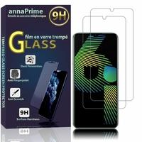 "Realme 6i (Global) 6.5"" RMX2040 (non compatible Realme 6i (India)): Lot / Pack de 2 Films de protection d'écran Verre Trempé"
