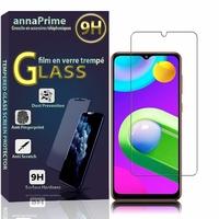 """Samsung Galaxy M02 6.5"""" SM-M022F SM-M022F/DS SM-M022G SM-M022G/DS SM-M022F/DS SM-M022M/DS (non compatible Galaxy M02s): 1 Film de protection d'écran Verre Trempé"""