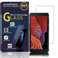 "Samsung Galaxy Xcover 5 5.3"" SM-G525F SM-G525F/DS [Les Dimensions EXACTES du telephone: 147.1 x 71.6 x 9.2 mm]: 1 Film de protection d'écran Verre Trempé"