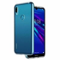 "Huawei Y6S (2019)/ Honor 8A 2020/ 8A Prime 6.09"" JAT-LX3 JAT-L29 JAT-LX1 JAT-L41[Les Dimensions EXACTES du telephone: 156.3 x 73.5 x 8 mm]: Coque Silicone gel UltraSlim et Ajustement parfait - TRANSPARENT"