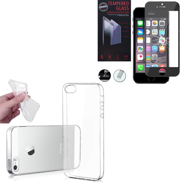 pére de la fille de rachida dati Apple iPhone 5/ 5S/ SE: Etui Housse  Pochette Accessoires Coque gel UltraSlim - TRANSPARENT + 1 Film de  protection