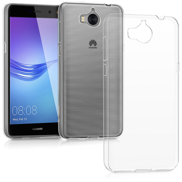 Huawei y6 2017 5 0 accessoire housse etui coque gel for Housse y6 2017