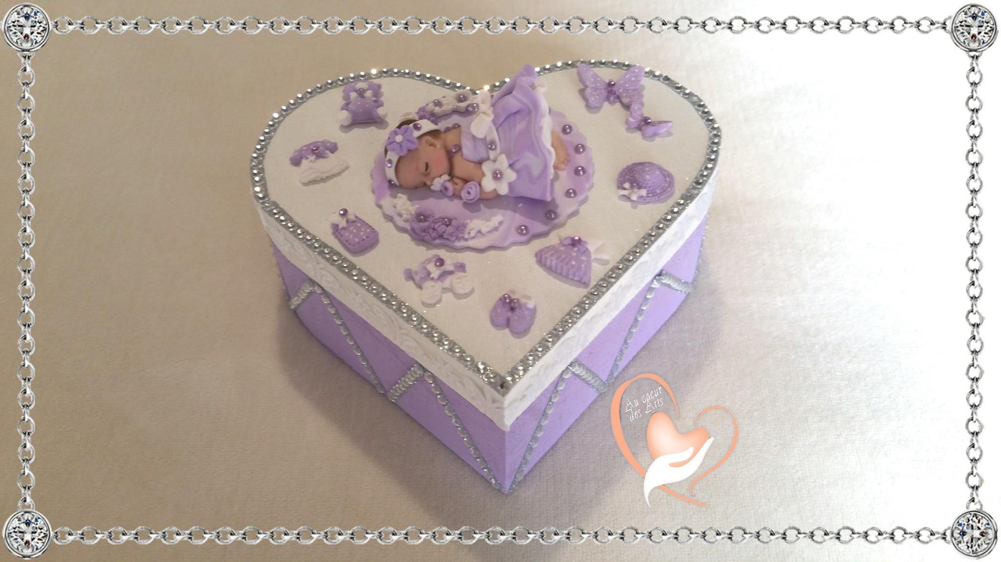 boite de naissance fille