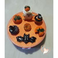 42-au coeur des arts-Boite à biscuits ou bonbons Halloween