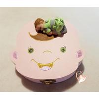 Boîte à dents de lait bébé garçon  - au cœur des arts