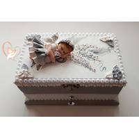 Boîte à musique bébé fille - au cœur des arts
