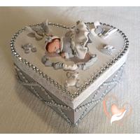 Boîte de naissance Bébé Couture