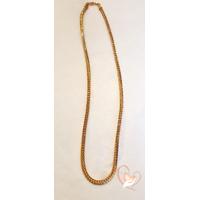 Collier chaine plaqué or - au coeur des arts
