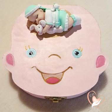 4-au coeur des arts-Boite à dents de lait bebe garcon