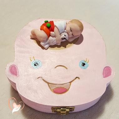 20-au coeur des arts-Boite à dents de lait bebe garcon