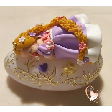 67A-au coeur des arts- veilleuse bebe fille rayponce