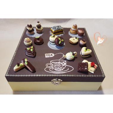 2-au coeur des arts-Boite à thé chocolat vanille