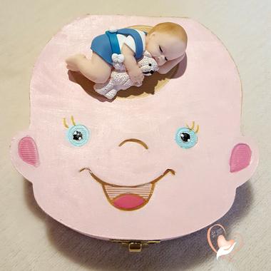 8-au coeur des arts-Boite à dents de lait bebe garcon