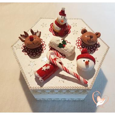 BH1-au coeur des arts-Boite à chocolats, biscuits ou gâteaux