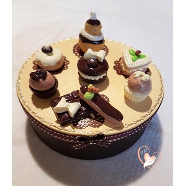46-au coeur des arts-Boite à biscuits vanille chocolat