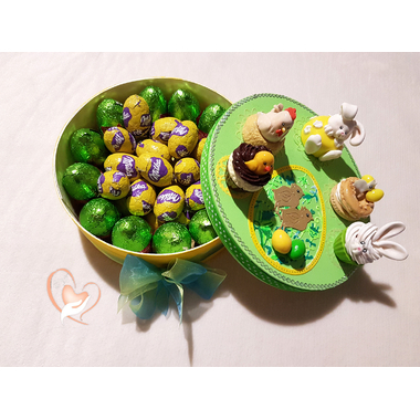 50D-au-coeur-des-arts-Boite à biscuits ou chocolats