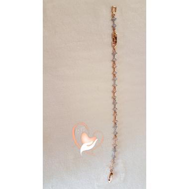 84-au coeur des arts-bracelet-plaque-or