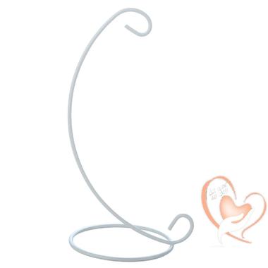 Support metallique pour enfant bulle- au coeur des arts