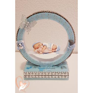 15-au coeur des arts-Veilleuse arche lumineux bebe garçon