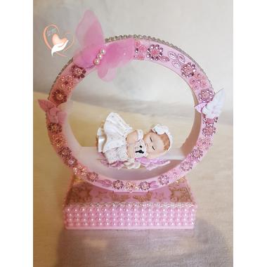 2-au coeur des arts-Veilleuse arche musical bebe fille