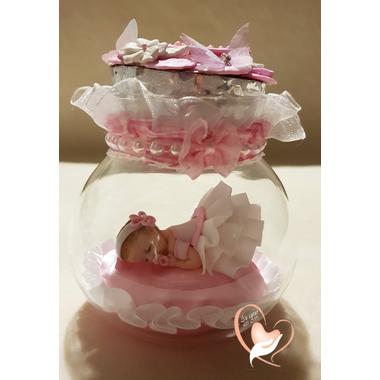 1CVB-au coeur des arts-Veilleuse Enfant-bébé dans sa bulle