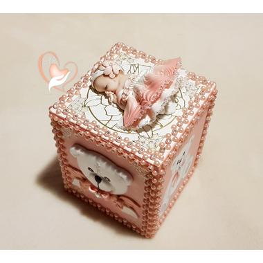 T78-au coeur des arts-tirelire bebe fille