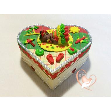 20-Boîte de naissance créole - au coeur des arts