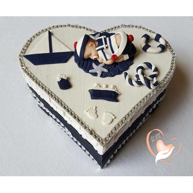 23-Boîte de naissance petit marin 2- au coeur des arts