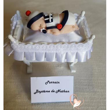 10-Marque place bébé garçon marin baptême - au coeur des arts