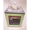 Cadre photo rotatif bébé garçon - au coeur des arts
