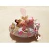 Veilleuse galet lumineux bébé fille fée clochette - au coeur des arts
