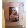 Cadre photo petite fille - au coeur des arts