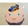 Boîte à dents de lait bébé garçon et son ours  - au cœur des arts