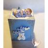 Tirelire bébé garçon - au cœur des arts