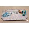 Plaque de porte bébé fille cendrillon- au coeur des arts