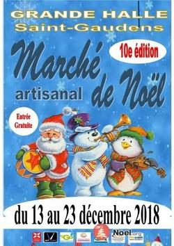 marche-artisanal-noel-Saint-Gaudens-31_aucoeurdesarst