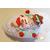 63-Veilleuse galet lumineux bebe fille charlotte aux fraises- au coeur des arts