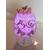 2C-au coeur des arts- Lampe Veilleuse galet lumineux bebe fille fee clochette