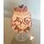 2D-au coeur des arts- Lampe Veilleuse galet lumineux bebe fille fee clochette