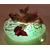 78C- au coeur des arts - Veilleuse galet lumineux bebe fille