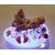77C- au coeur des arts - Veilleuse galet lumineux bebe fille